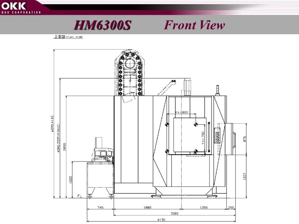 HM6300S HM6300SFront View