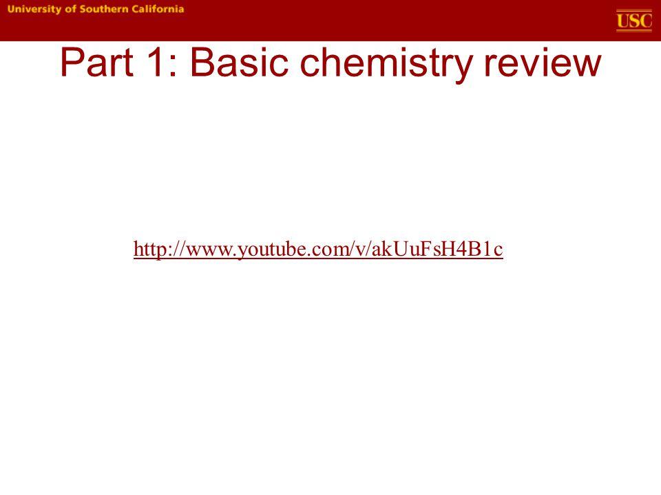 Part 1: Basic chemistry review http://www.youtube.com/v/akUuFsH4B1c