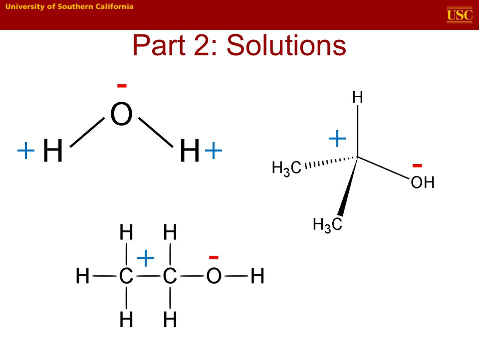 Part 2: Solutions - - - ++ + +