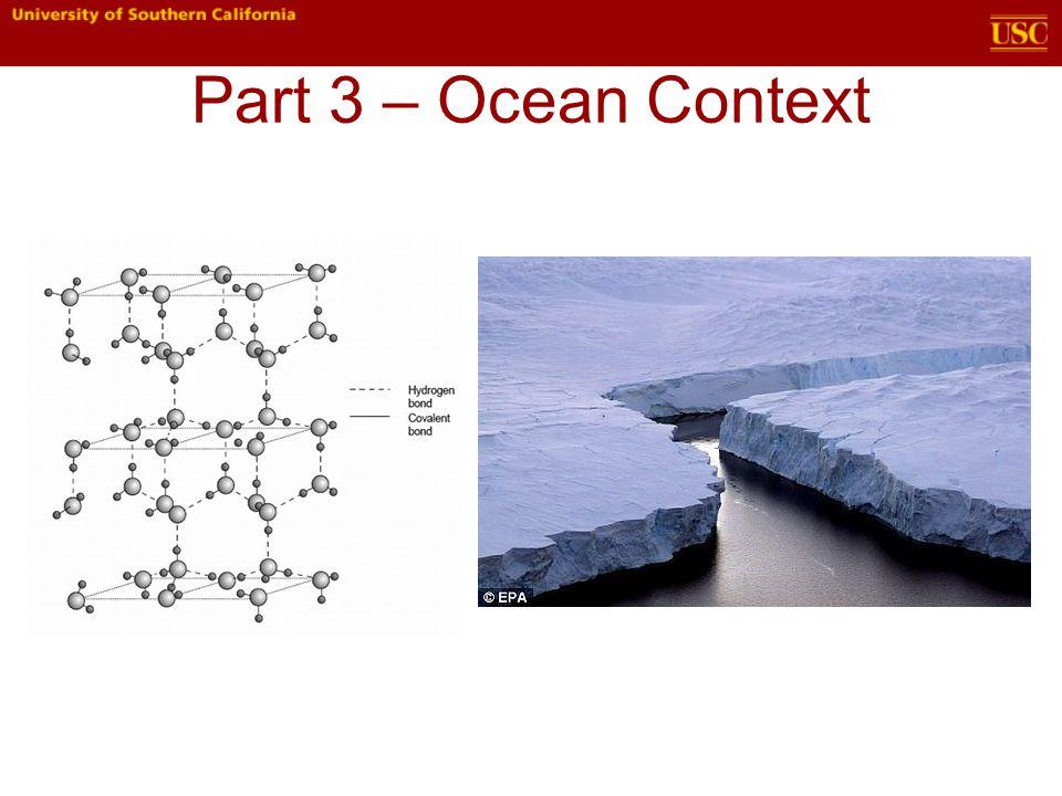 Part 3 – Ocean Context
