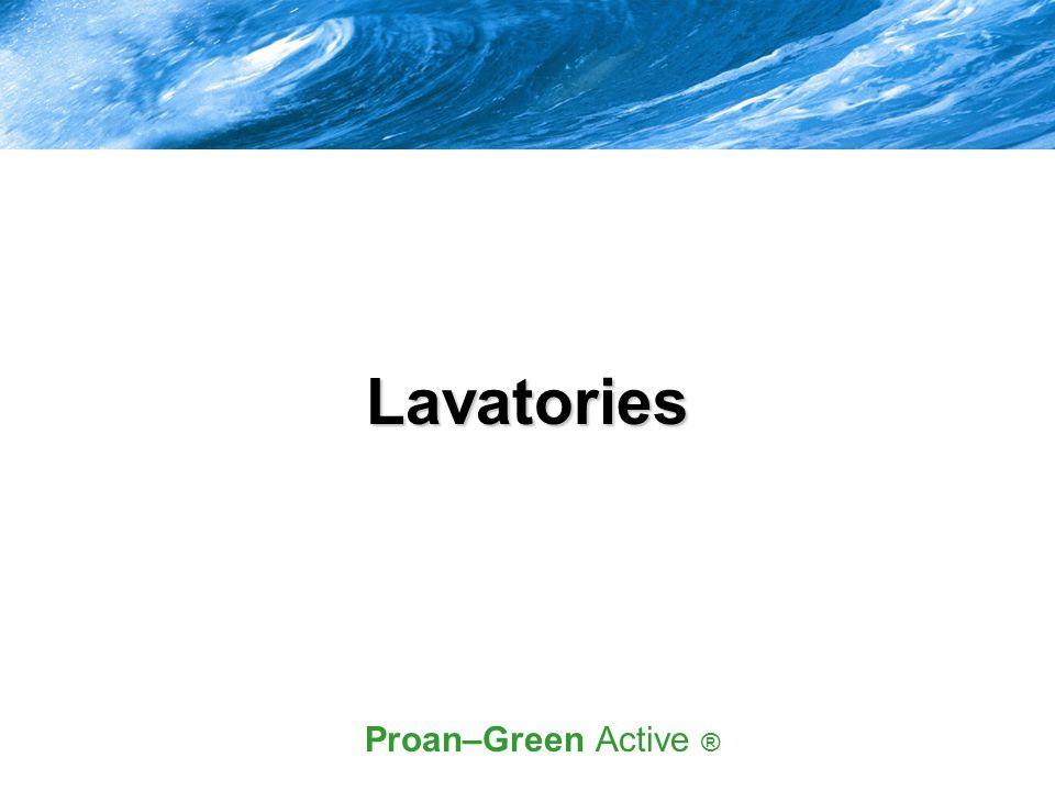 Lavatories