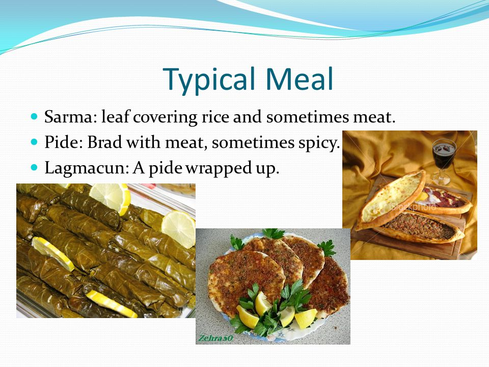 Typical Meal Sarma: leaf covering rice and sometimes meat.