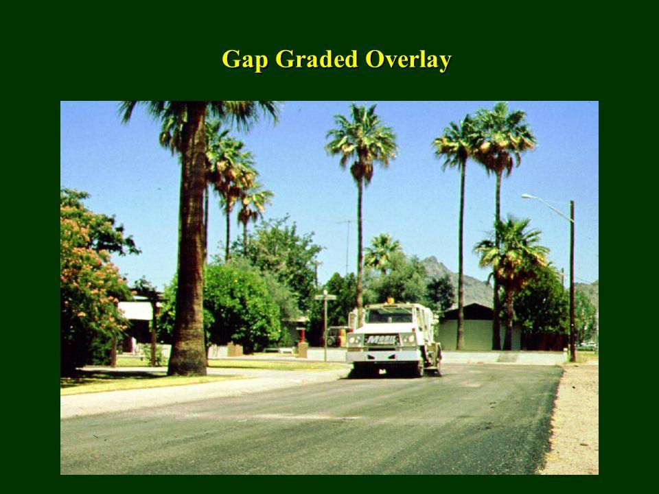 Gap Graded Overlay