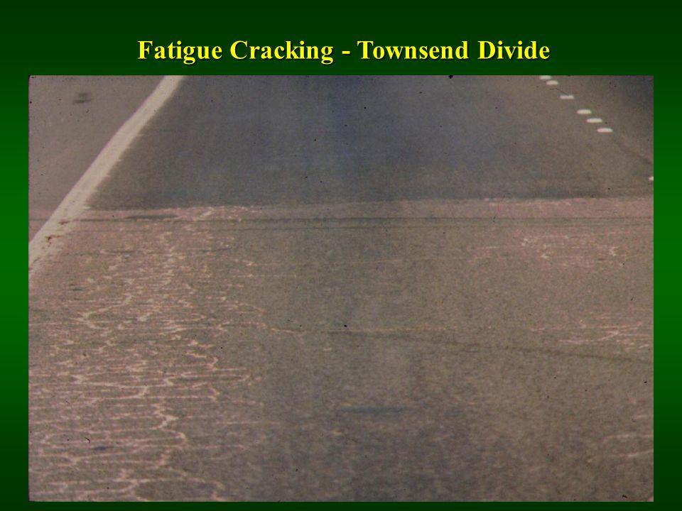 Water Pumping Through Cracks I-40