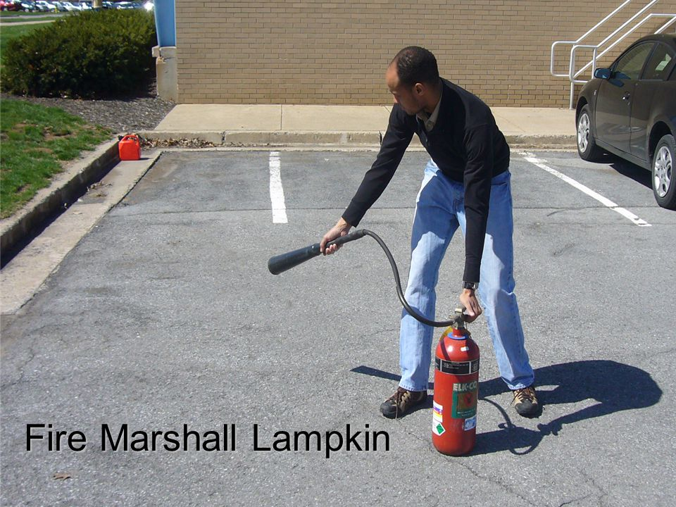 Fire Marshall Lampkin