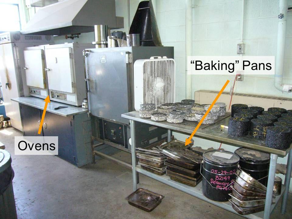 "Ovens ""Baking"" Pans"