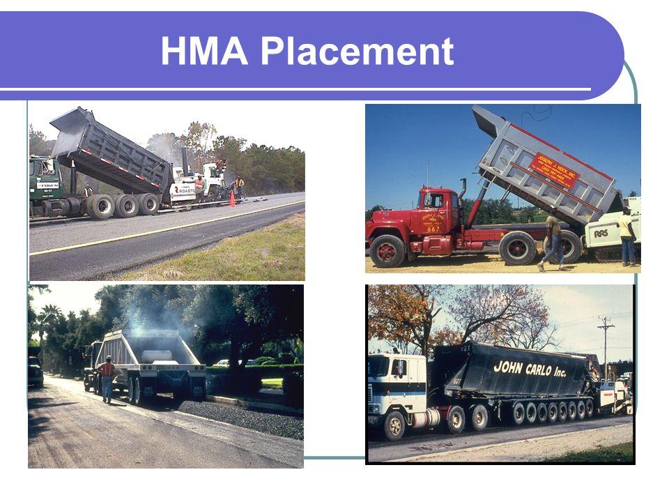 HMA Placement