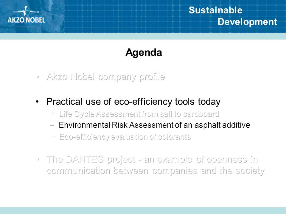 Sustainable Development Agenda