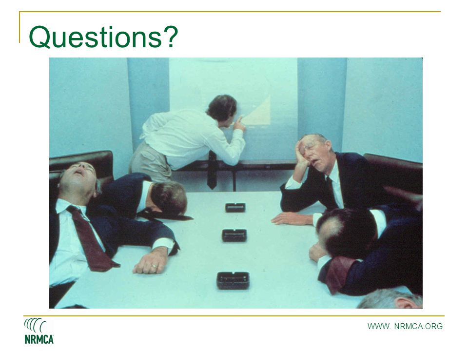WWW. NRMCA.ORG Questions