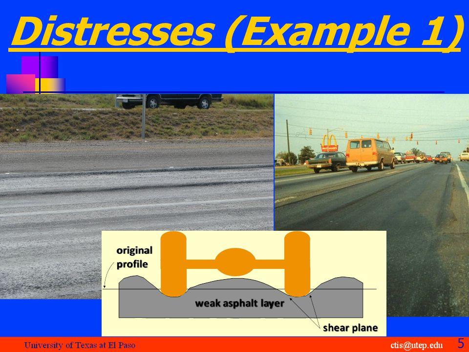 Distresses (Example 2) 6