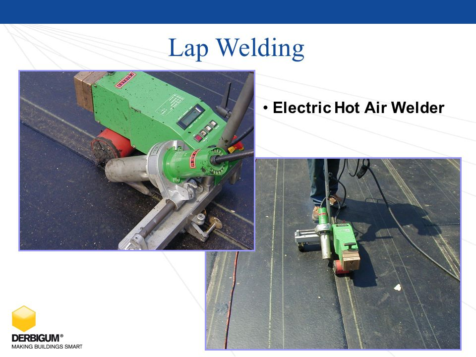 Lap Welding Electric Hot Air Welder