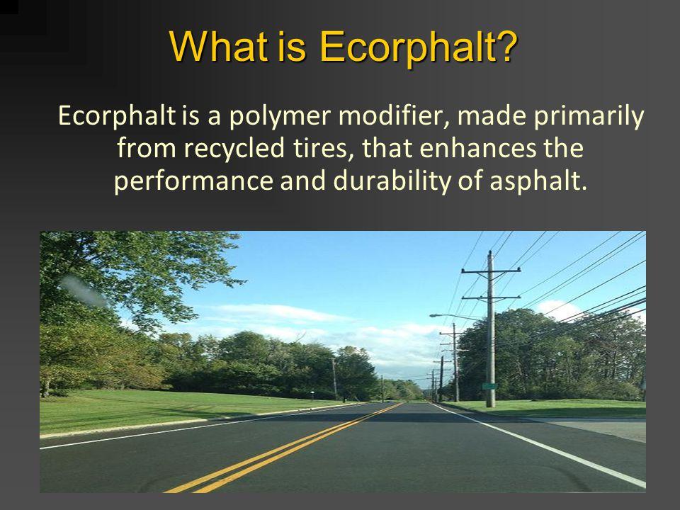 What is Ecorphalt.