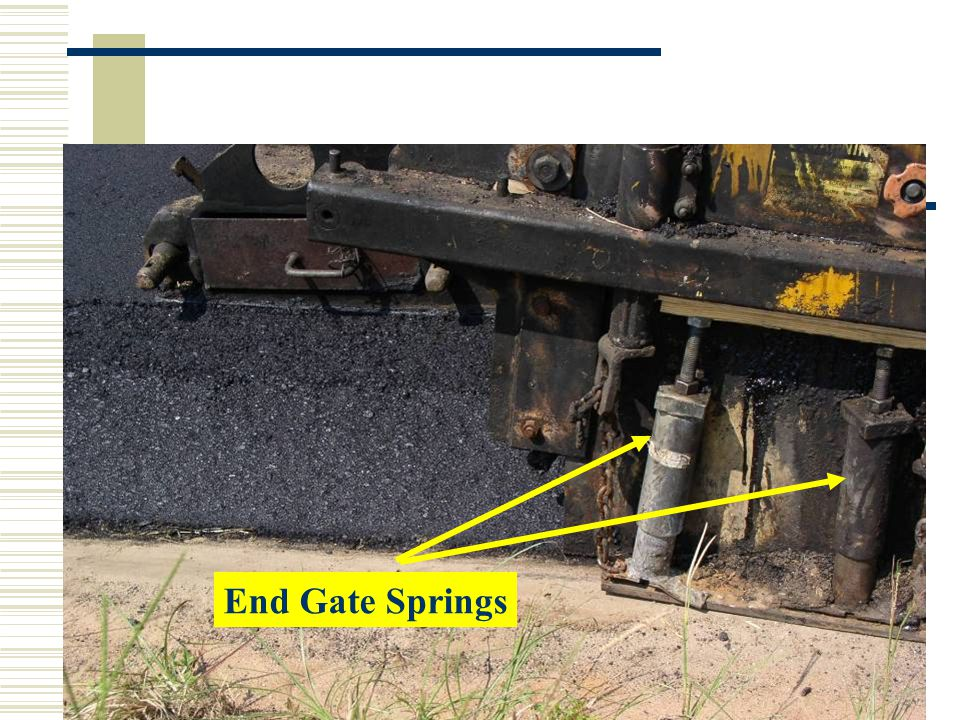 20 End Gate Springs