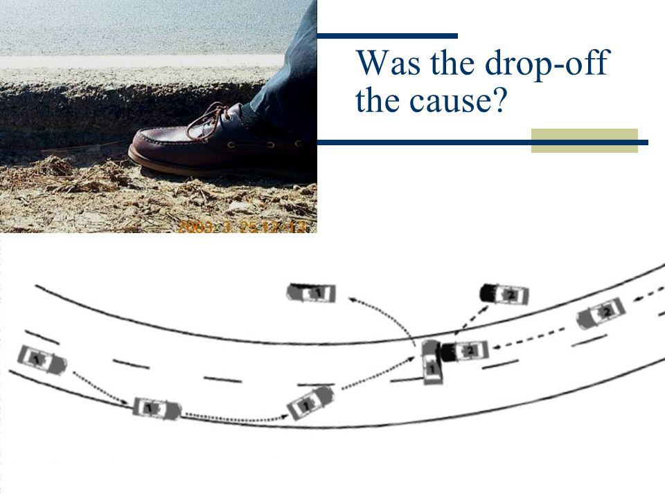 10 Clip of TTI drop off road test: http://fhwa.na3.acrobat.com/safetyedgedrop