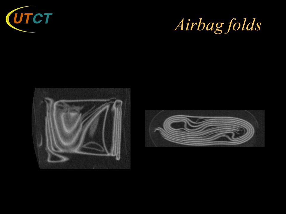 Airbag folds