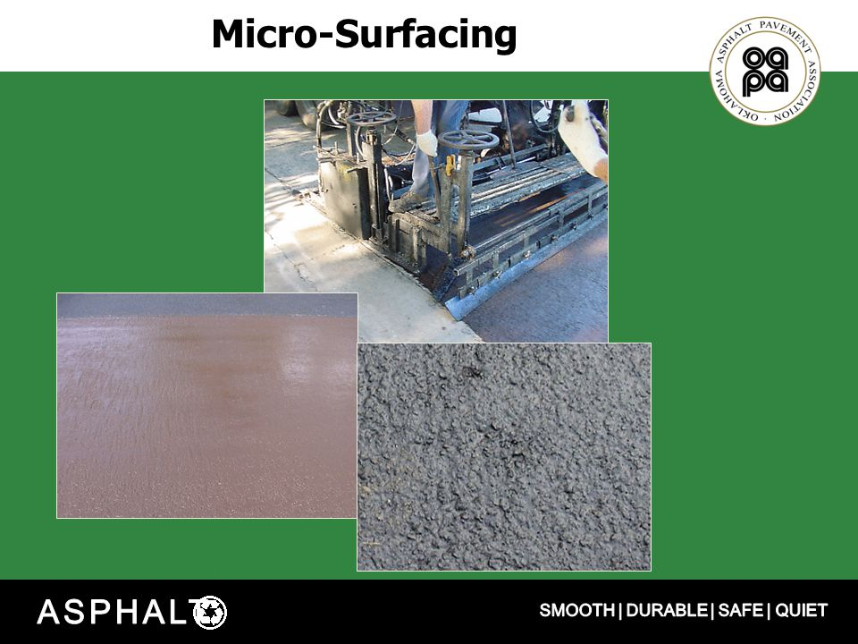 Micro-Surfacing