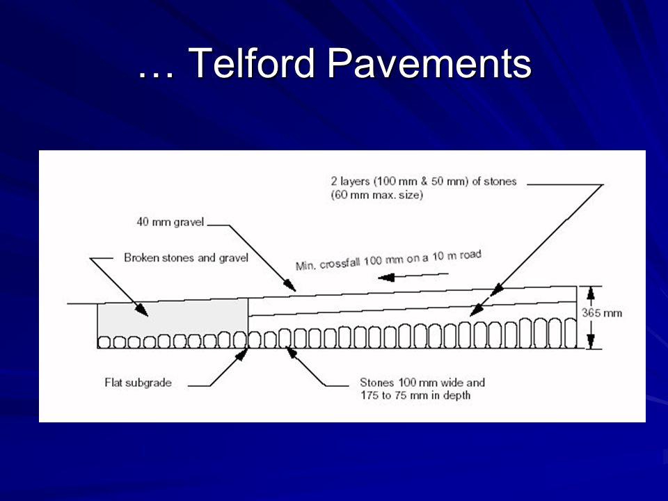 … Telford Pavements
