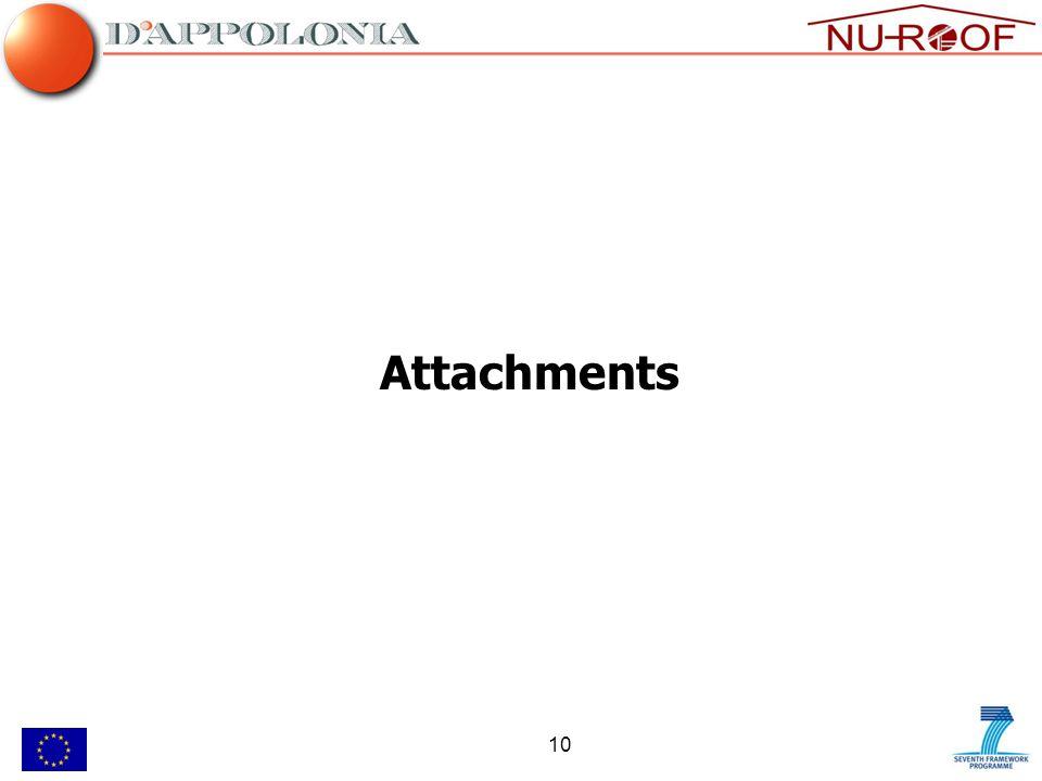 10 Attachments