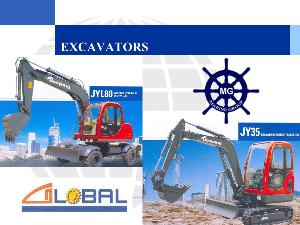 EXCAVATORS  Picture