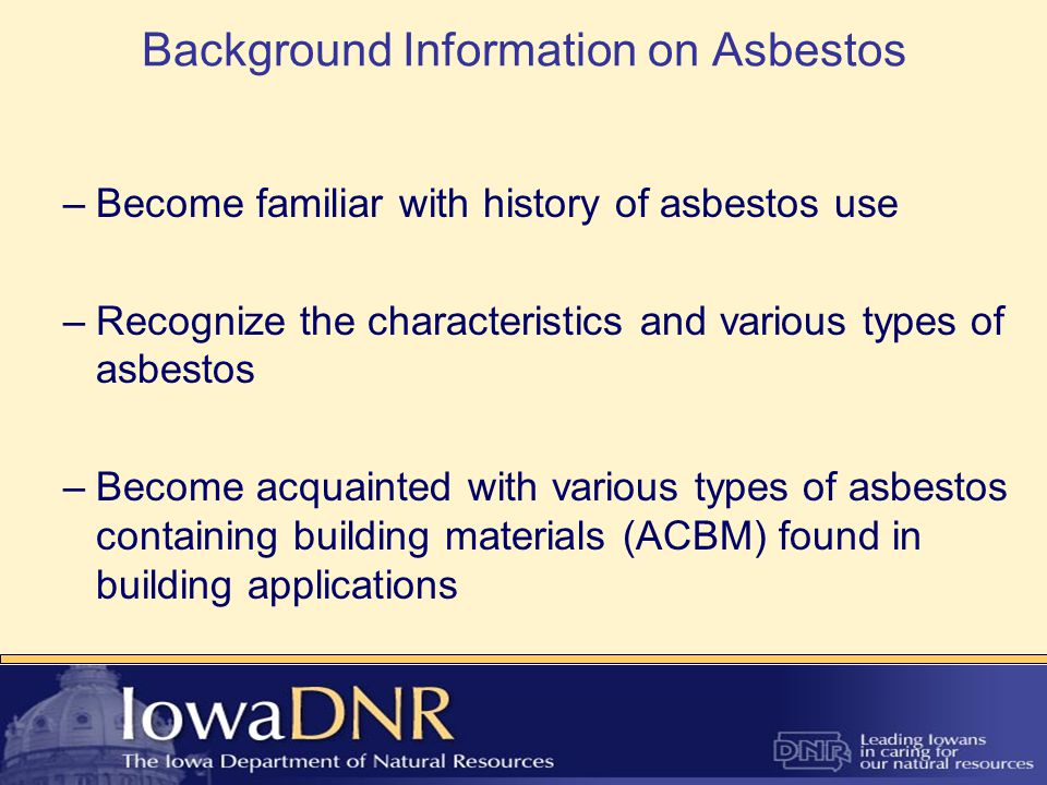 Asbestos is used in thousands of products in the US Asbestos is found in such materials as cement, asphalt, blackjack, tar, vinyl, siding, roofing, roofing-shingles, wallboard, corrugated-roofing, roofing-felts, pipe-insulation, joint-compounds, adhesives, floor-tile and much more.