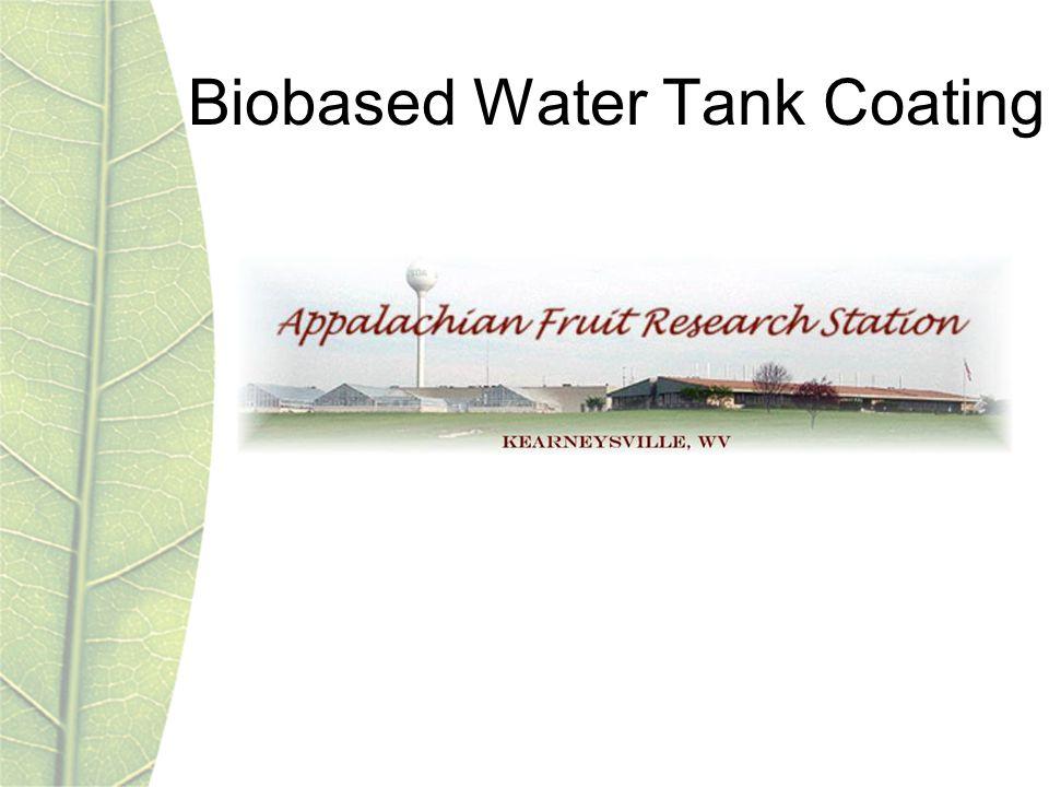 Biobased Water Tank Coating