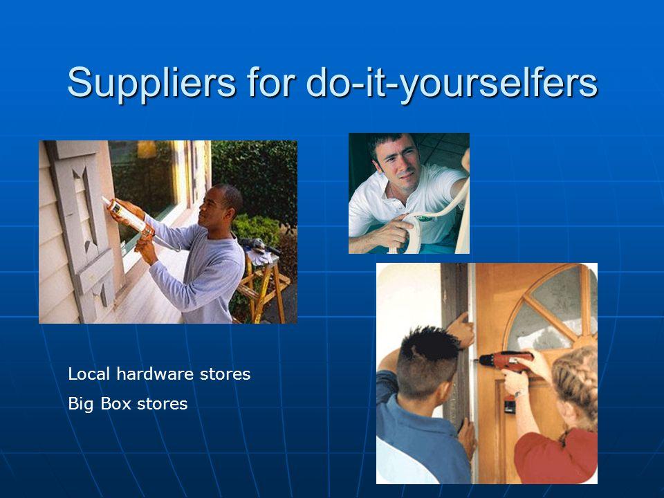 Contractors for in-home work Solar installers Energy efficiency contractors
