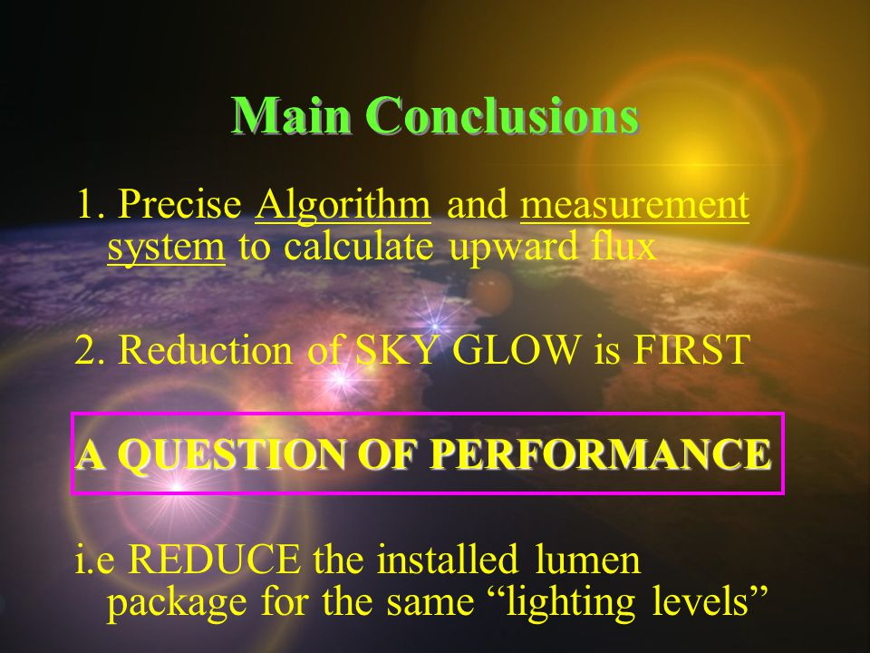 6. Near Future Refine analysis for surroundings CELMA guidance notes soon
