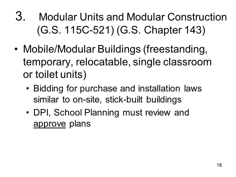 16 3. Modular Units and Modular Construction (G.S.