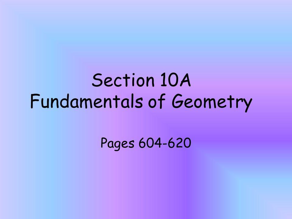 Perimeter and Area - Summary 10-A
