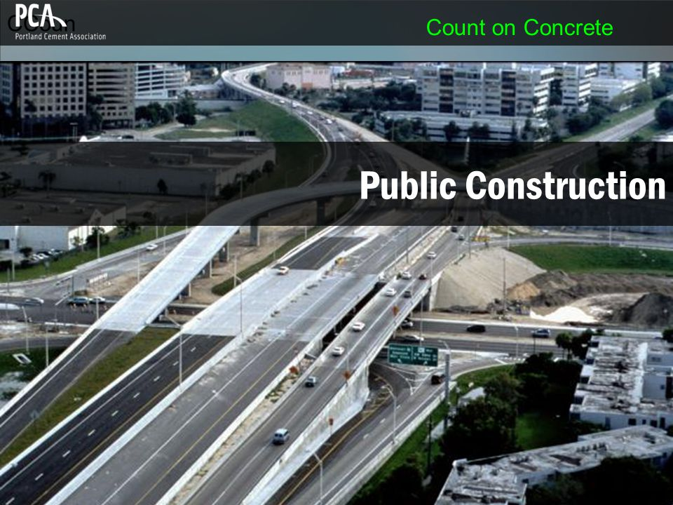 CCoun Count on Concrete Public Construction