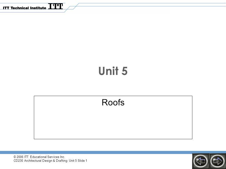 © 2006 ITT Educational Services Inc.