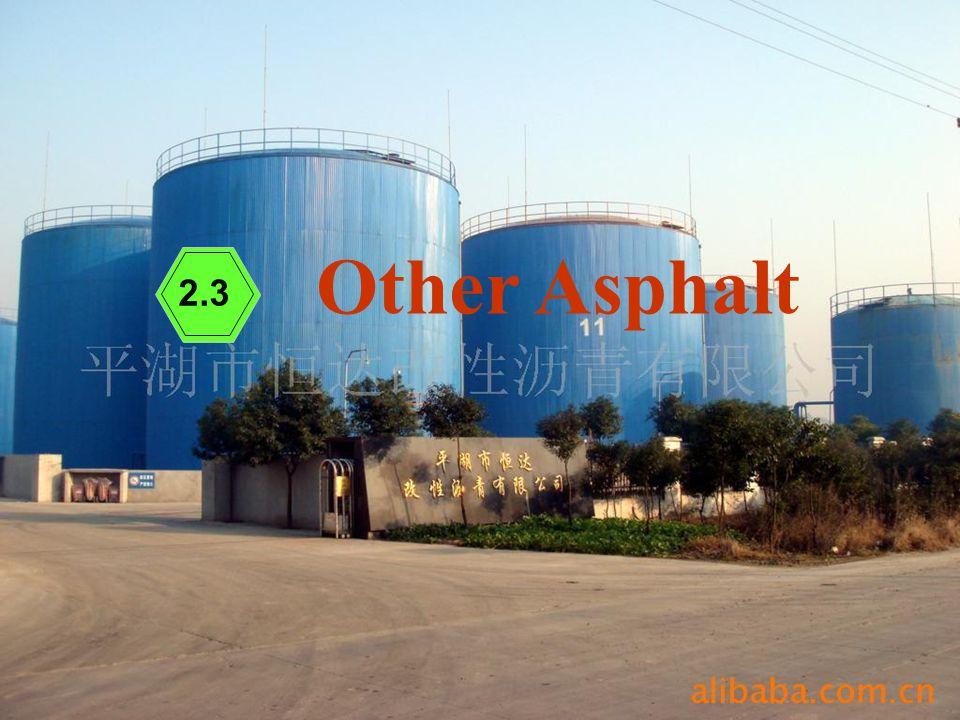 43 Other Asphalt 2.3