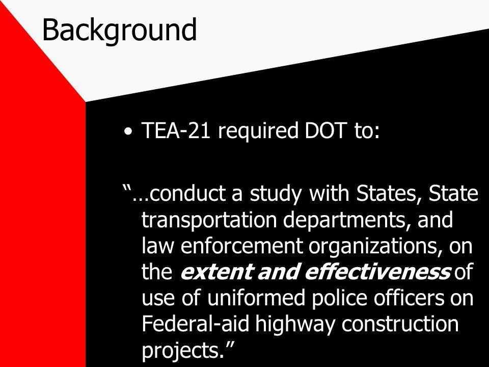 Recommendations: Agencies should consider...