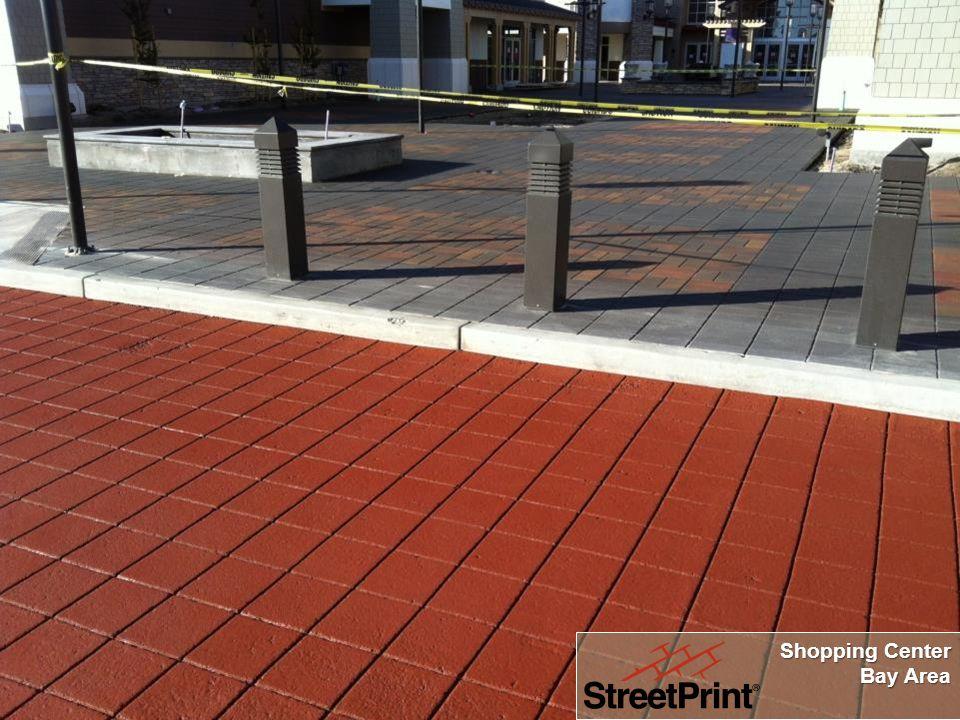 Making Asphalt Beautiful Shopping Center Shopping Center Bay Area