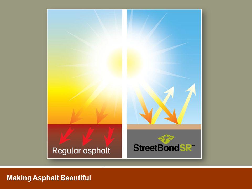 Making Asphalt Beautiful