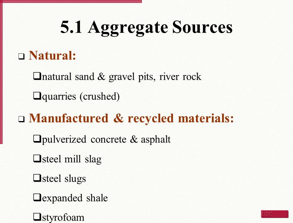 Alkali- Aggregate Reactivity  Silica in some agg.