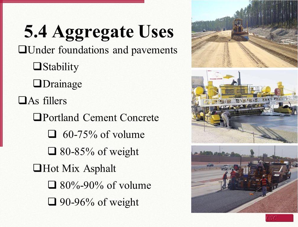 Asphalt Affinity  Affects the bond between asphalt binder and aggregate  Asphalt Stripping (moisture induced damage)  water causes asphalt film to separate from agg.