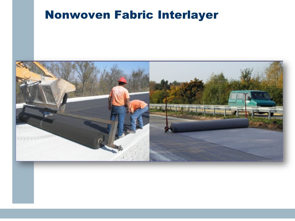 Nonwoven Fabric Interlayer