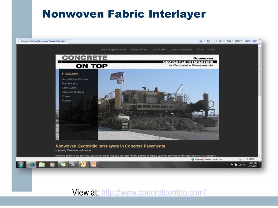 View at: http://www.concreteontop.com/http://www.concreteontop.com/
