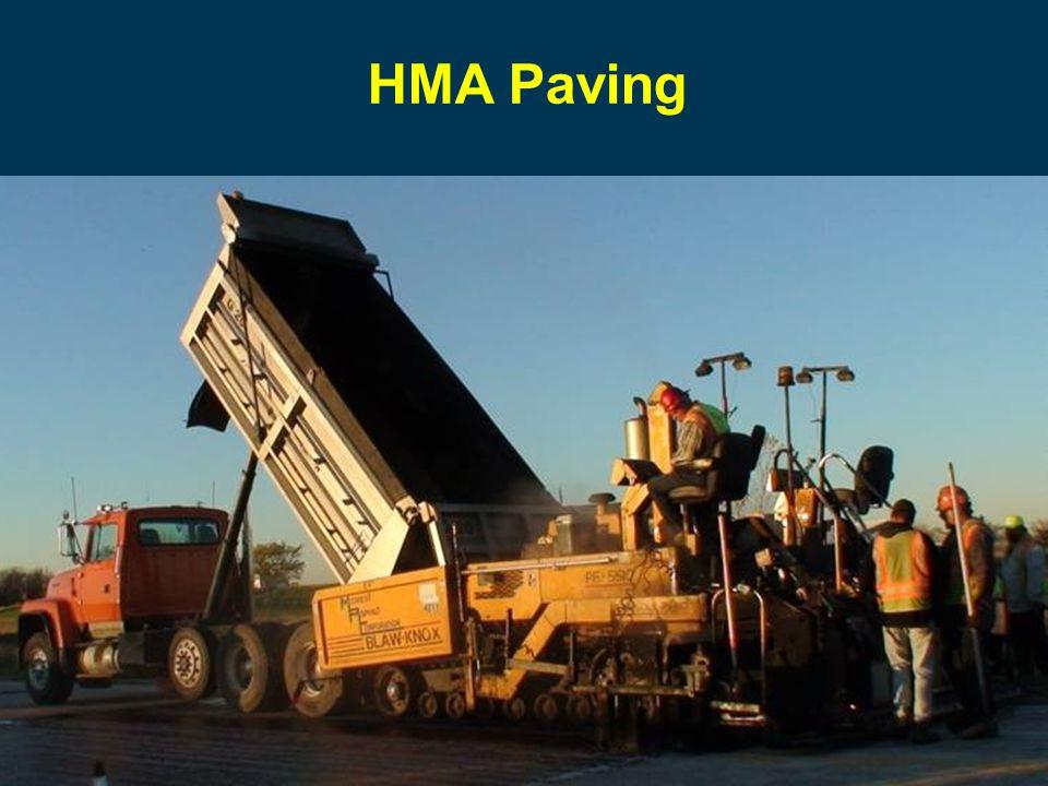 HMA Paving