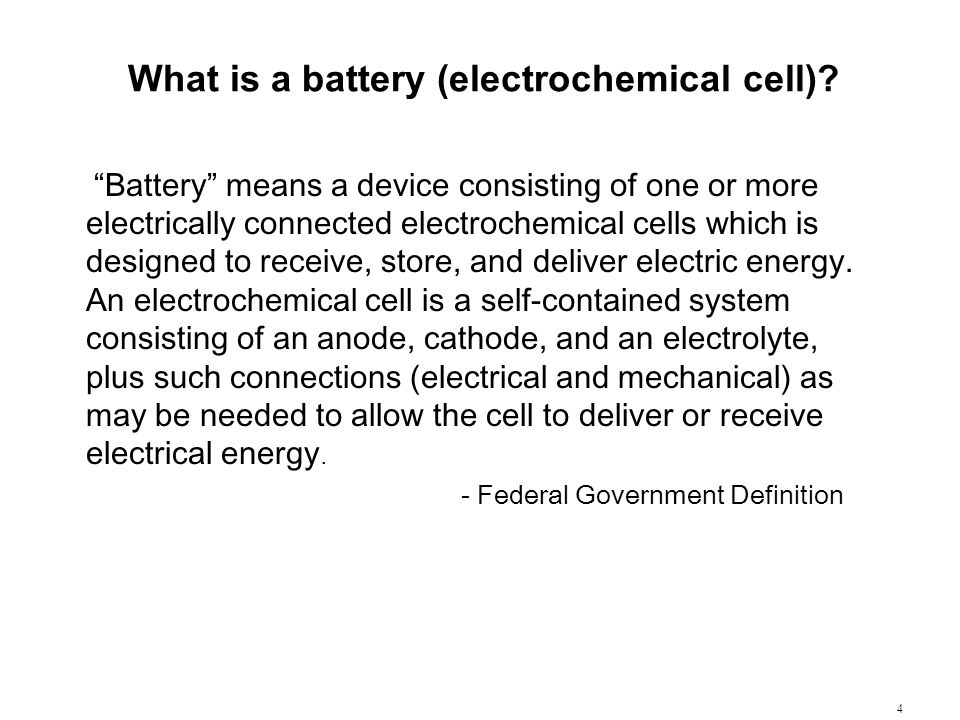 45 A new cell system has been developed that provides high energy density, high power and high stability A suitable battery technology for next generation ICDs Proven technology with patent protection and with 5 years real time cell test data Flexible and scaleable cell design to meet the market needs Mechanistically based performance Model developed to predict battery performance under various applications Q Technology – a brief introduction