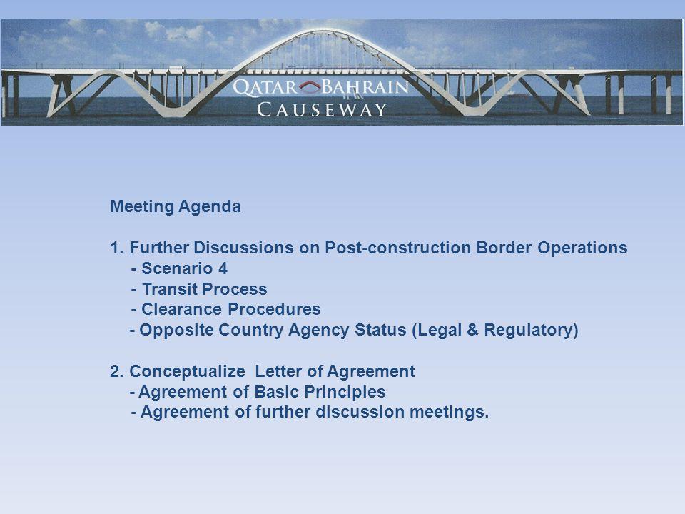 Meeting Agenda 1.