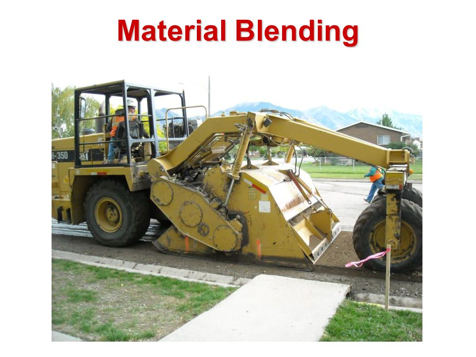 Material Blending