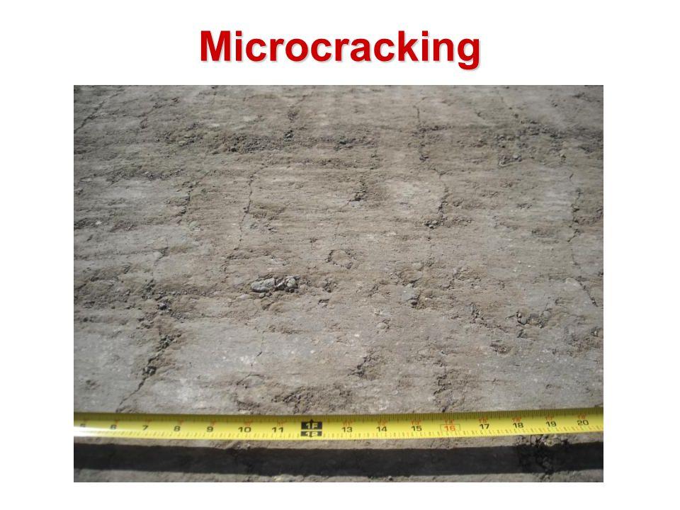 Microcracking