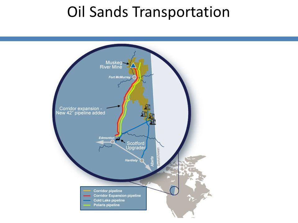 Oil Sands Transportation