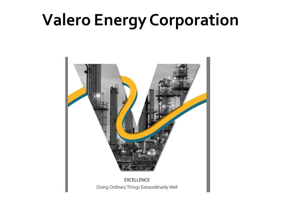 Valero Energy Corporation
