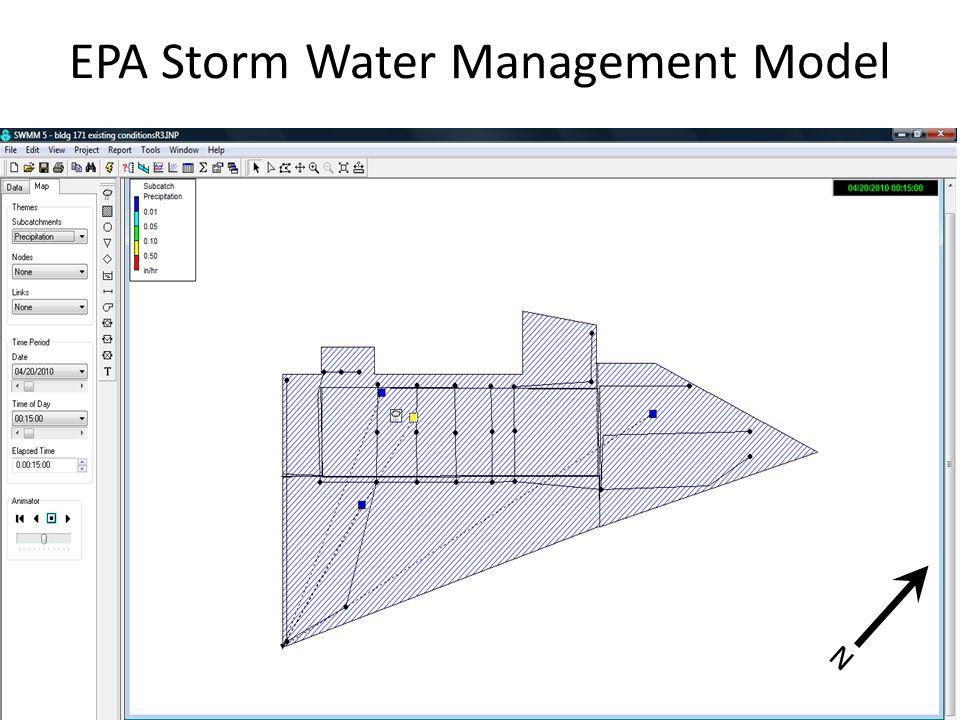 EPA Storm Water Management Model N