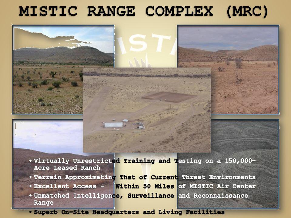 MISTIC RANGE COMPLEX (MRC)