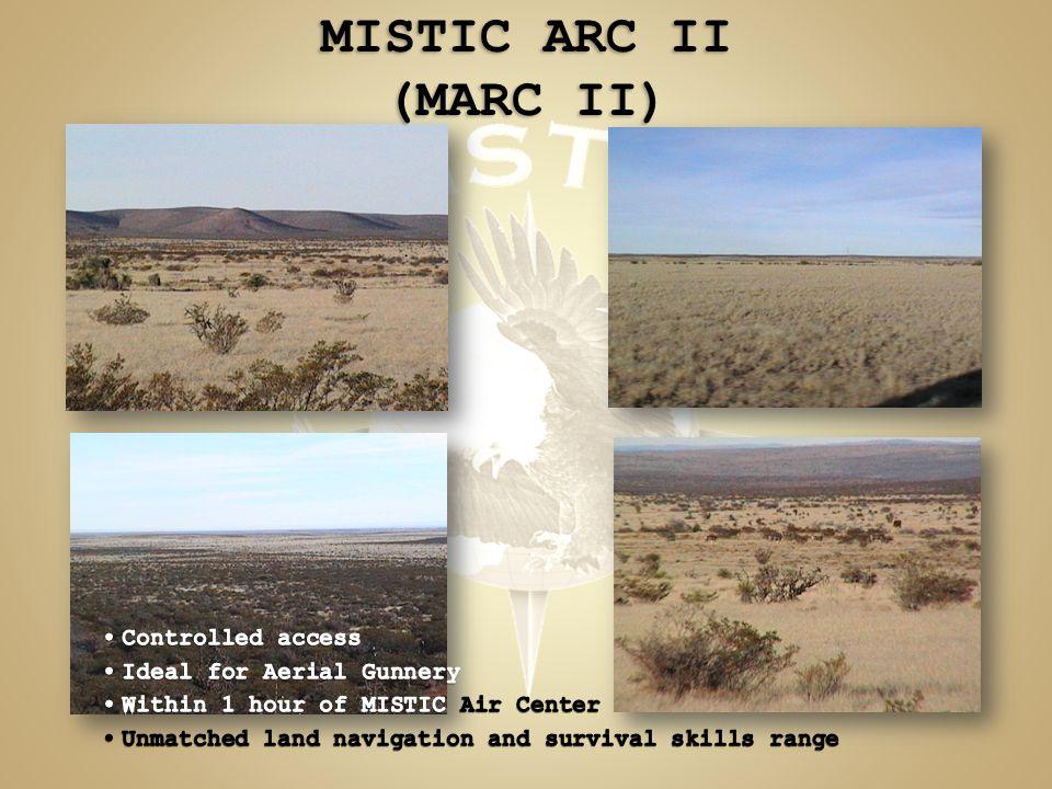 MISTIC ARC II (MARC II)