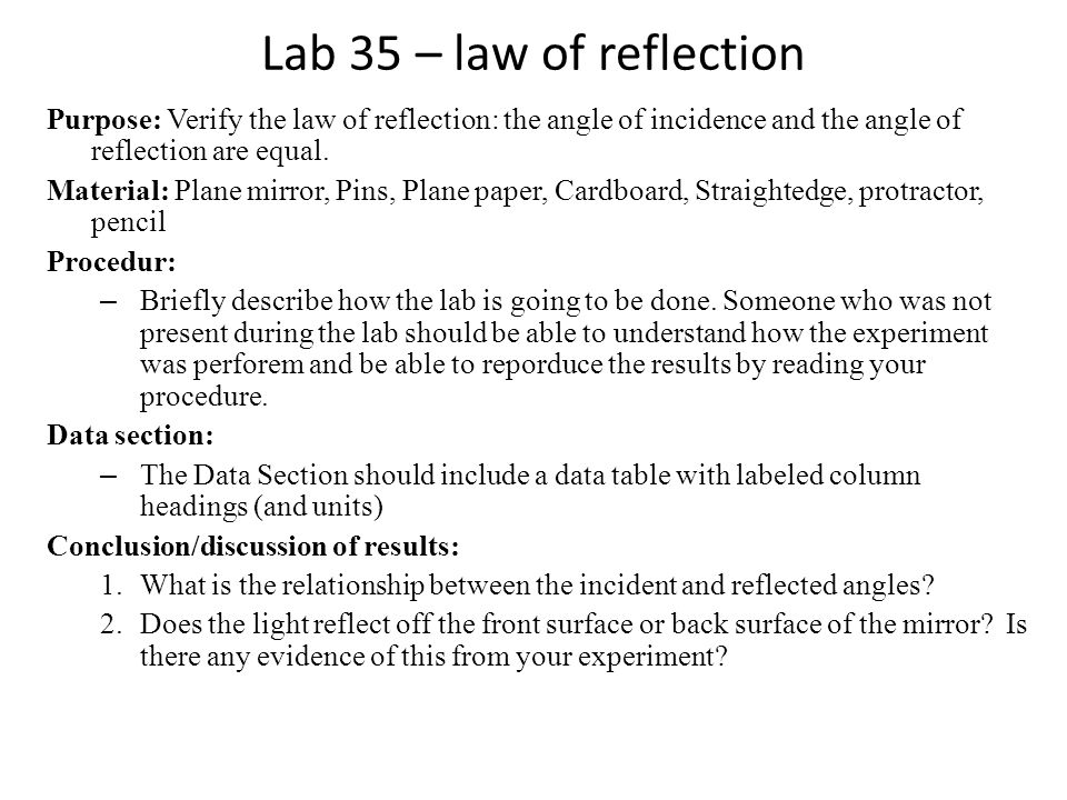11.Use a protractor and ruler to measure and draw the reflected rays in each of the following pictures.